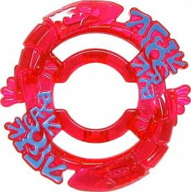 Beyblades Metal Fusion LOOSE Parts Energy Ring Lacerta [Trans Pink]