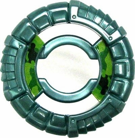 Beyblades Metal Fusion LOOSE Parts Energy Ring Leone [Pearl Green]