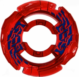 Beyblades Metal Fusion LOOSE Parts Energy Ring Pegasus  [Trans Red]