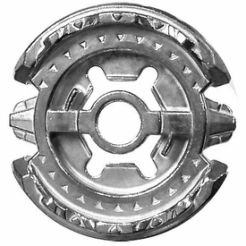 Beyblades Metal Fusion LOOSE Parts Fusion Wheel Beat