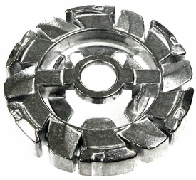 Beyblades Metal Fusion LOOSE Parts Fusion Wheel Dark