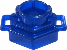 Beyblades Metal Fusion LOOSE Parts Spin Track Low Profile 105 [Pearl Blue]