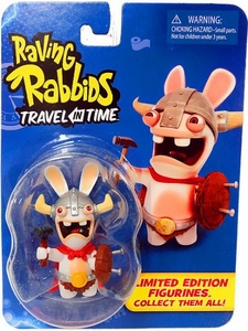 Raving Rabbids Travel in Time Collectible Figurine Viking