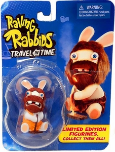 Raving Rabbids Travel in Time Collectible Figurine Caveman