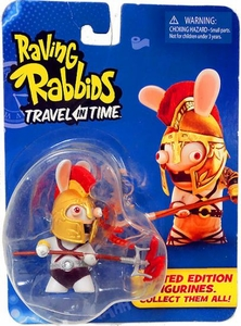 Raving Rabbids Travel in Time Collectible Figurine Gladiator
