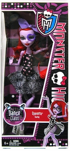 Monster High Dance Class Basic Doll Operetta [Swing]