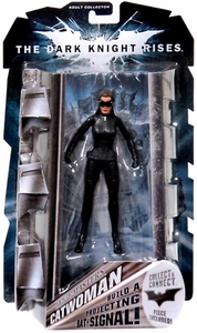Batman Dark Knight Rises Movie Masters Deluxe Action Figure Catwoman [Goggles Down Variant]