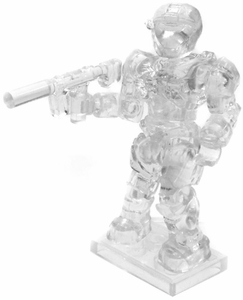 Halo Wars Mega Bloks LOOSE Mini Figure Active Camouflage UNSC Spartan Air Assault
