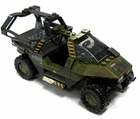 Halo Wars Mega Bloks LOOSE Vehicle UNSC Warthog