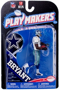 McFarlane Toys NFL Playmakers Series 4 Action Figure Dez Bryant (Dallas Cowboys)