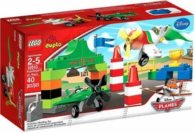 LEGO DUPLO Disney Planes Set #10510 Ripslinger's Air Race