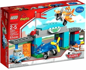 LEGO DUPLO Disney Planes Set #10511 Skippers Flight School