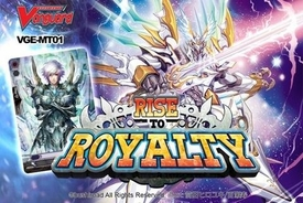 Cardfight Vanguard ENGLISH Mega Trial Deck Rise to Royalty
