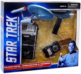 Star Trek Diamond Select Landing Party Role Play Three-Pack