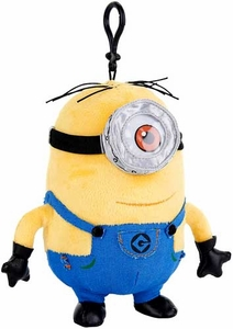 Despicable Me 2 Plush Clip-On Minion Stuart