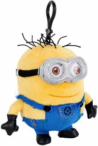 Despicable Me 2 Plush Clip-On Minion Jerry