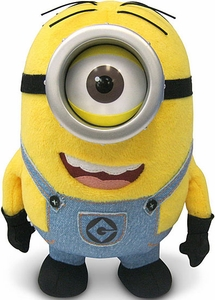 Despicable Me 2 Plush 10 Inch Figure Minion Stuart
