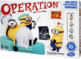 Despicable Me 2 Board Game Operation [Includes Exclusive Minions!]