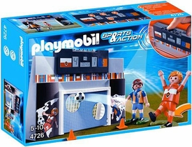 Playmobil Soccer Set #4726 Soccer Shoot Out