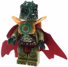 LEGO Legends of Chima LOOSE Mini Figure King Cragger