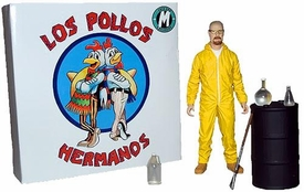 Mezco Toyz Breaking Bad 2013 SDCC San Diego Comic-Con Exclusive 6 Inch Action Figure Walter White [Hazmat Suit]
