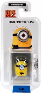 Despicable Me 2 Glassworld 1 Inch Glass Figure Carl