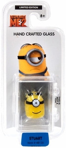 Despicable Me 2 Glassworld 1 Inch Glass Figure Stuart