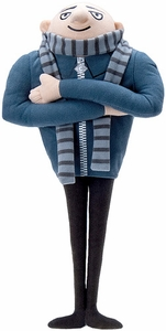 Despicable Me 2 Jumbo 15 Inch Plush Gru