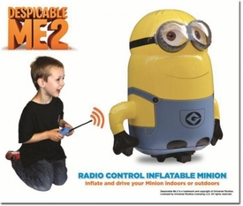 Despicable Me 2 Radio Control Inflatable Minion [2 Feet Tall!]
