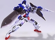 00 Gundam Metal Build 1/100 Scale Deluxe Action FIgure Exia [Repair 3] Pre-Order ships July