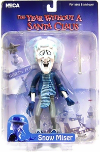NECA The Year Without Santa Claus Action Figure Snow Miser