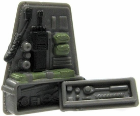 GI Joe 3 3/4 Inch LOOSE Action Figure Accessory Saboteur's Backpack