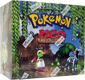 Pokemon Neo 2 Discovery Booster BOX [36 Packs]