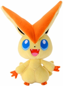 Pokemon Japanese Best Wishes 7 Inch Plush Figure Victini
