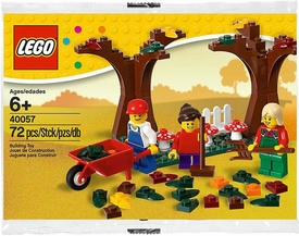 LEGO Seasonal Set #40057 Fall Scene [Bagged]