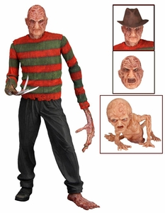 NECA Nightmare on Elm Street 7 Inch Series 3 Action Figure Dream Child Freddy Krueger Pre-Order ships March