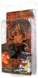 NECA Nightmare on Elm Street 7 Inch Series 2 Action Figure Freddy Krueger [The Dream Master]