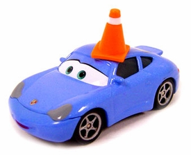 Sally with Cone LOOSE Disney / Pixar CARS Movie 1:55 Die Cast Car