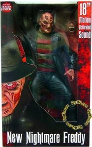 NECA 18 Inch Talking Action Figure Wes Craven's New Nightmare Freddy Krueger