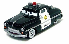 Sheriff LOOSE Disney / Pixar CARS Movie 1:55 Die Cast Car