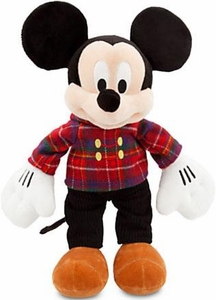 Disney Exclusive 2013 Holiday 17 Inch Plush Mickey Mouse