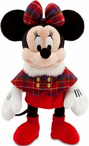 Disney Exclusive 2013 Holiday 17 Inch Plush Minnie Mouse