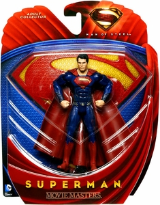 Man of Steel Movie Masters Action Figure Superman