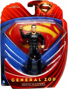 Man of Steel Movie Masters Action Figure General Zod