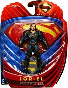 Man of Steel Movie Masters Action Figure Jor-El