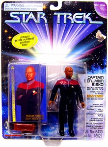 Star Trek: Deep Space Nine Playmates Action Figure Benjamin Sisko