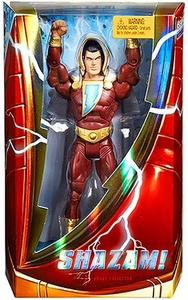 DC Universe Exclusive Signature Collection Action Figure Shazam! [New 52]