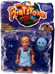 The Flintstones Movie Action Figure Fillin' Station Barney