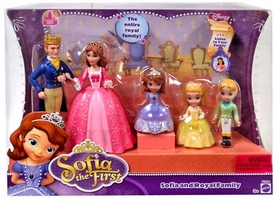 Disney Sofia the First Family Pack