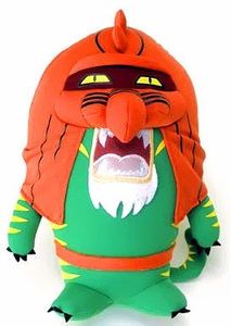 He-Man Masters of the Universe Super Deformed Plush Battle Cat